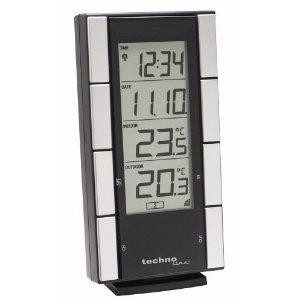 Die kleine Temperaturstation für kleine Ansprüche