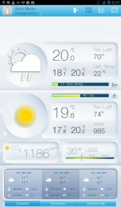 Netatmo Test - Profi-Wetterstation und Messcenter