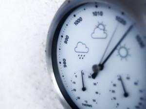 Wettervorhersagen rein über Luftdruck darf nicht blind vertraut werden
