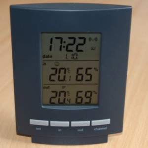 Ausführlicher Testbericht der Temperaturstation TFA Maxim II
