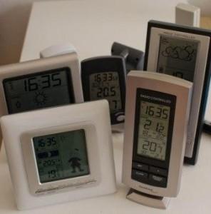 Professionelle Testberichte von verschiedenen Funkwetterstationen