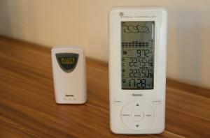 Testbericht über die Wetterstation von Hama - Das Design