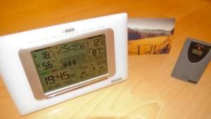 Test der hochwertigen Wetterstation namens EWS 751 von Hama