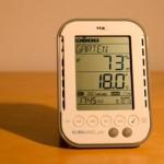 Sehr gutes Display des Klimalogg Pro von TFA Dostmann im ausführlichen Test