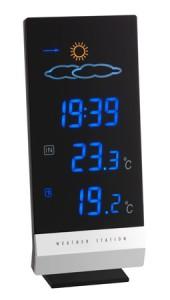 TFA Lumax Funkwetterstation - funktioniell und optisch sehr gut