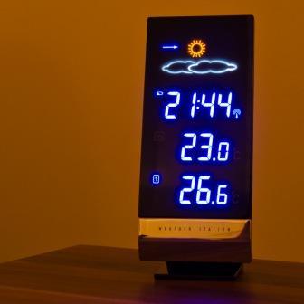 Wetterstationen Test der TFA Lumax - Tolles Design