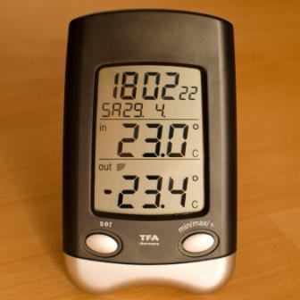 Funkthermometer TFA Wave im Test