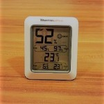 Display des ThermoPro TP 50 im Test
