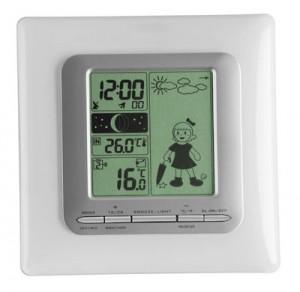 Die Funkwetterstation TFA Weather Kitty visualisert Ihnen das Wetter